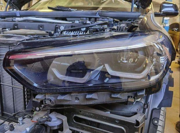 Фара фары BMW X5 G05 X6 G06 USA Full led adaptive правая/ левая