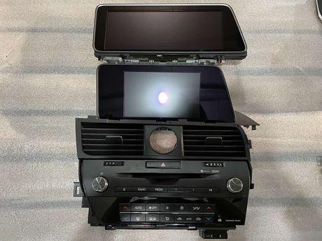 Магнитофон блок климата монитор Lexus RX 2016-2020 лексус рх ЗАПЧАСТИ