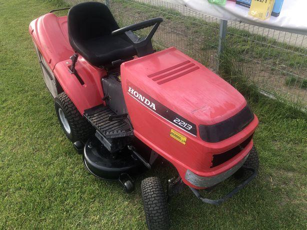 Kosiarka traktorek Honda!
