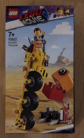 Lego przygoda 2 Trójkołowiec Emmeta