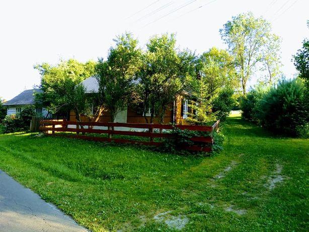 Dom Domek Roztocze Zwierzyniec Krasnobród Guciów Bondyrz