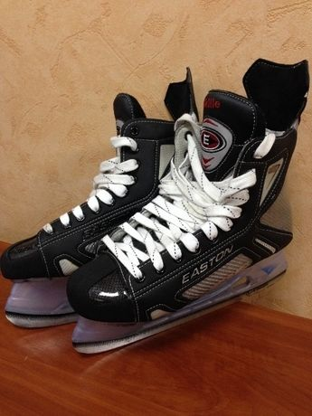 Цена снижена! Коньки хоккейные Easton Stealth S15 Composite SR.