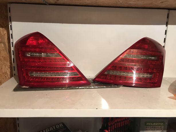 Продам фонари w221