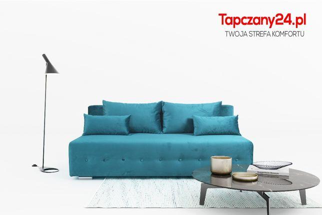 Sofa rozkładana +pojemnik Kanapa Tapczan Wersalka z funkcją spania