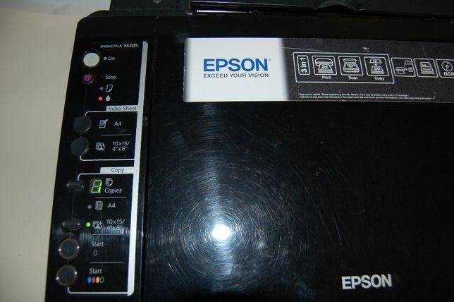 Impressora Epson Stylus color Sx205