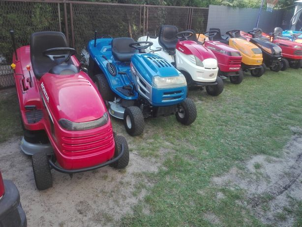Traktorek Kosiarka, honda,mtd,husgvarna, stiga,castel garden,iseki