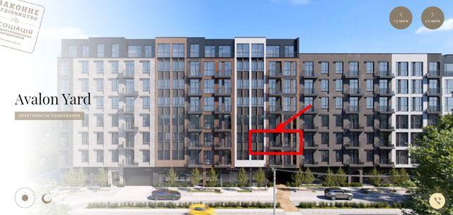 Продаж квартири в ЖК Avalon Yard(10хв до Оперного)