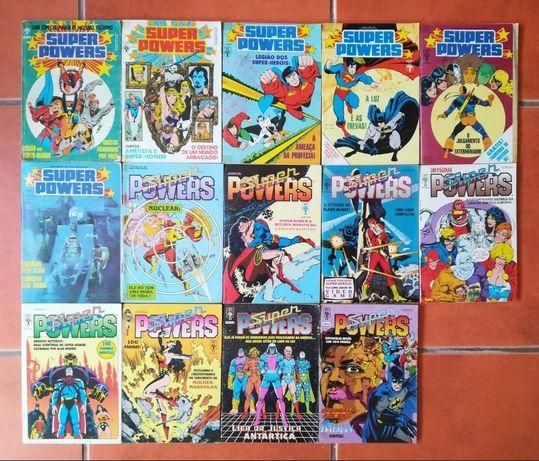 34, Livros Liga da Justiça, Super Powers, Força Psi
