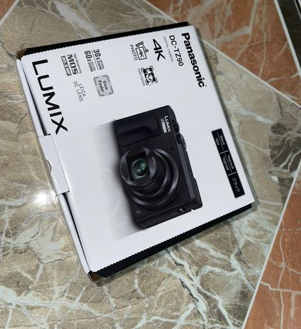 Aparat podróżny Panasonic Lumix DC-TZ90 NOWY