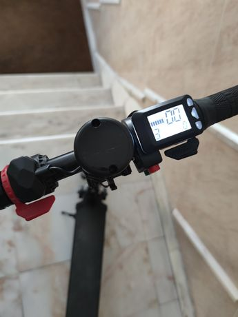 Trotinete elétrica Ninco E-Scooter Lightned 8