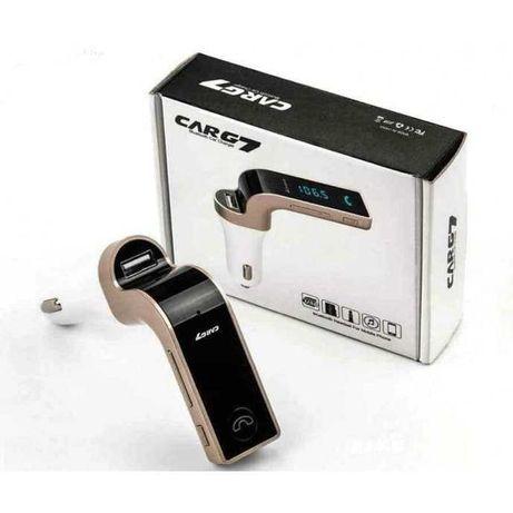 Автомобильный FM модулятор Car G7 FM Modulator Bluetooth