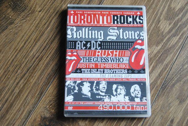 Rolling Stones*Toronto Rocks/DVD