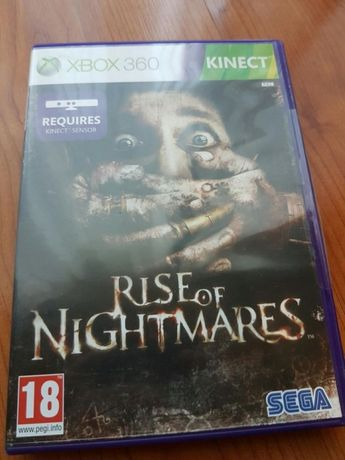 Xbox 360 - Rise of Nightmares