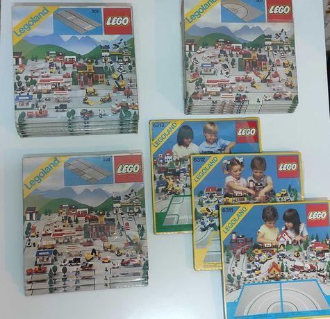 LEGO 18 placas Novas a estrear/ Seladas 300, 301 302 etc