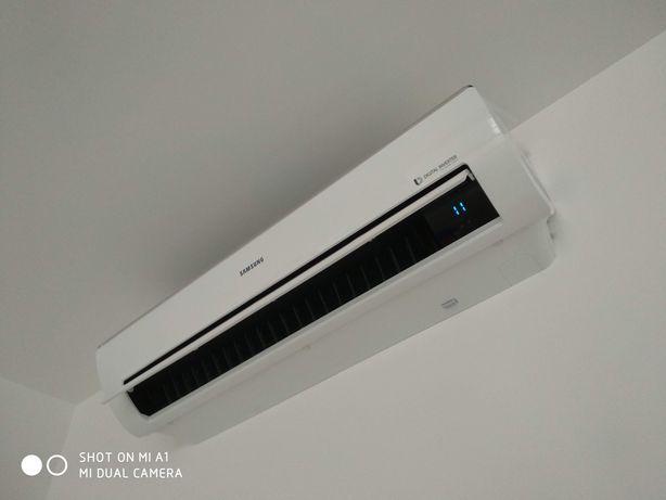 Dostawa i montaż klimatyzacji Gree LG Samsung Mitsubishi Klimatyzacja