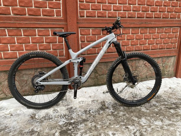 Велосипед Trek Remedy 9.8 20 carbon эндуро Lyrik YT Scott specialized
