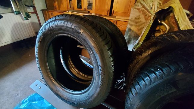 Opony Zimowe Michelin Alpin 165/70 R14