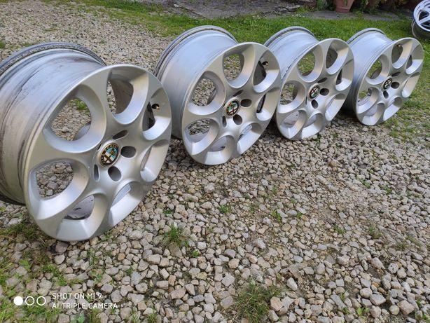 "Felgi aluminiowe 16"" 5x110 Alfa Romeo 159 Oryginał"