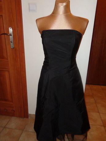 Vero Moda-sukienka z tafty,koronka rozm.36 Sylwester!