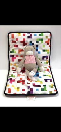 Матрасик cosatto детский, непромокаемый, коврик вкладыш + подарок mat