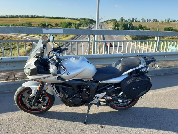 Продам Yamaha FZ-6-S (не honda suzuki)