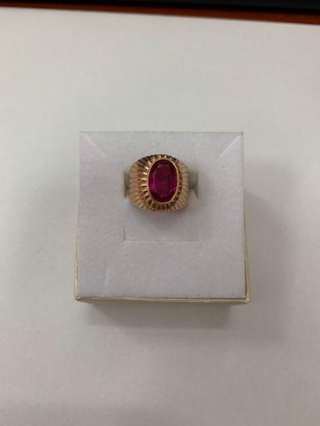 wyjątkowy okazały pierścionek złoto 585 8,47g