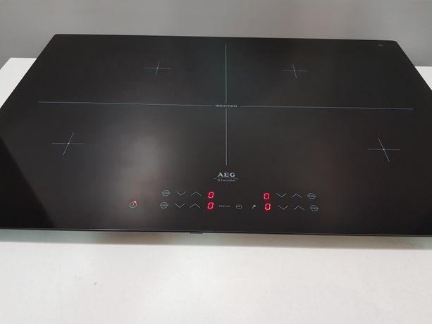 Индукционная варочная панель 80см. AEG 88001K-IN