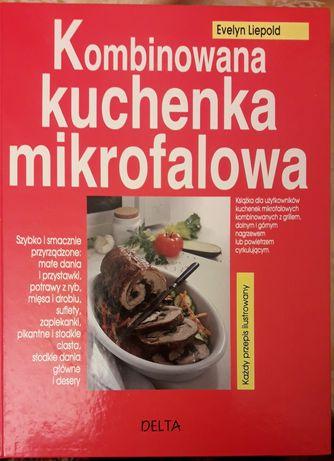 Kombinowana kuchenka mikrofalowa Evelyn Liepold Książka kucharska