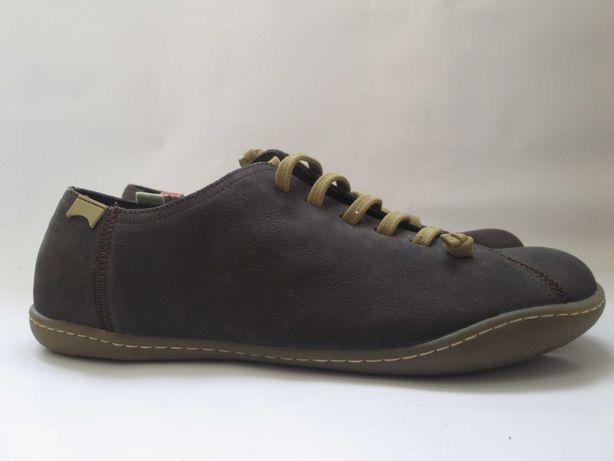 CAMPER męskie buty skórzane brązowe r. 44 NOWE