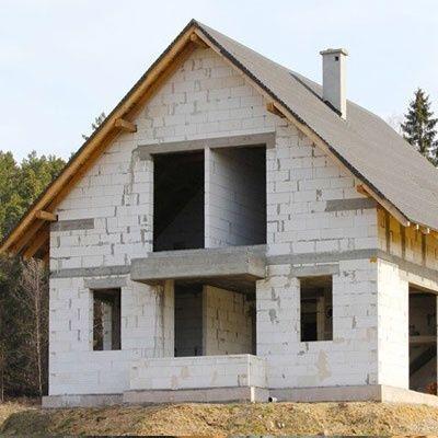 Фундамент. Стены. Крыша. Построим дом Вашей мечты.
