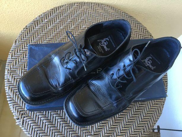 Sapato de homem em pele Gino Bianchi de Fernando Silva nº 43