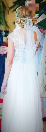 Suknia ślubna zapraszam