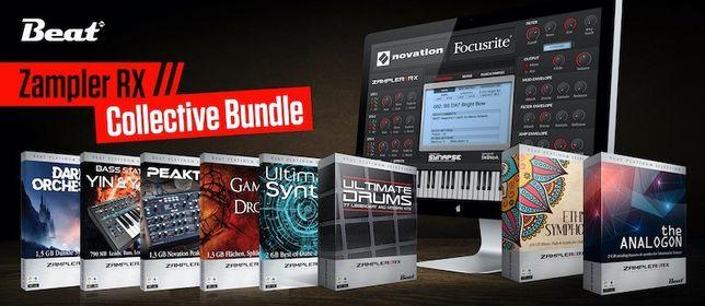 Sound Collective Zampler Bundle VST Pluginy Paczka BassStation i inne!