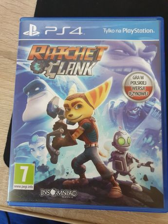 Ratchet Clank Ps4 PL