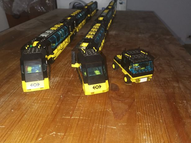 Lego 4559 railway
