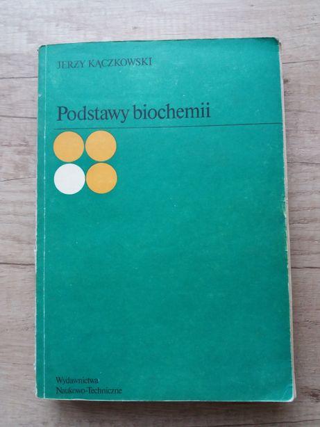 Książka - Podstawy biochemii - Jerzy Kączkowski