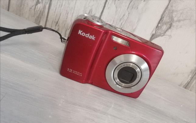 Kodak aparat fotograficzny cyfrowy easy share c182 czerwony