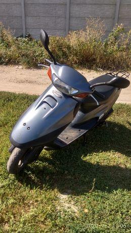 На регистрации Honda Tact 30