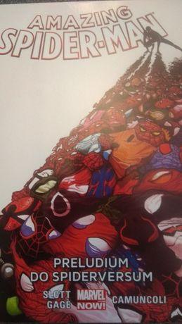 Amazing Spider-Man. Preludium do Spiderversum tom 2
