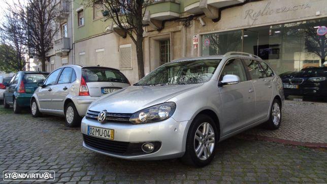 VW Golf Variant 1.6 TDi Confortline