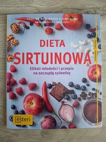 SIRT Dieta sirtuinowa. Eliksir młodości i przepis na szczupłą sylwetkę