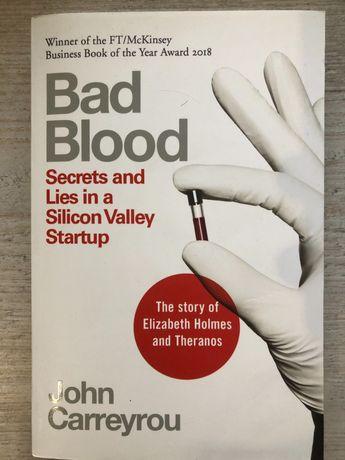 Bad Blood. Secrets