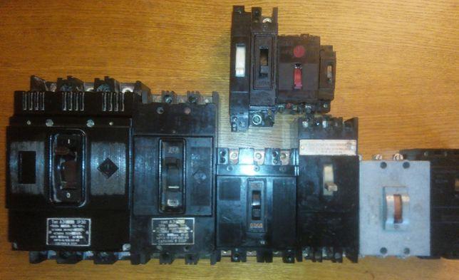 Автоматические выключатели , автоматы