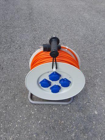 Kabel 50m 3x2.5 kabel zelowy nieuzywany