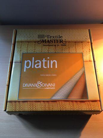 Kit limpeza Platin Divani &Divani para sofas em tecido