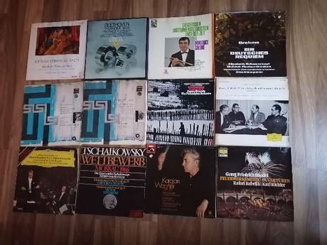 Płyty winylowe zestaw muzyka klasyczna