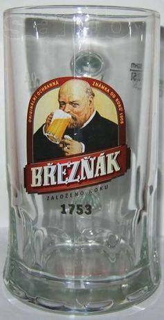 """Пивной бокал """" Březňák"""" 0,3 продам- обменяю"""
