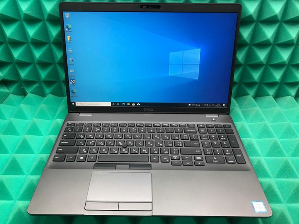 Ноутбук Dell Latitude 5501 15.6″ FHD IPS i5-9400H/16Gb/SSD240Gb