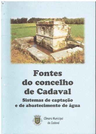 10591 Fontes do concelho do Cadaval : sistemas de captação e de aba