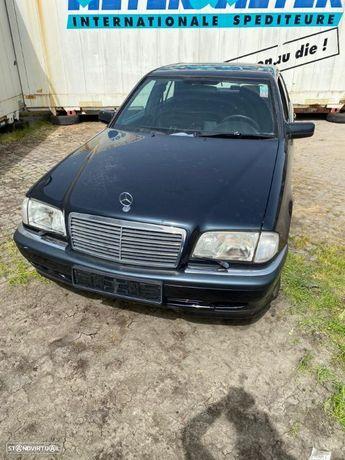 Mercedes C220 CDI W222